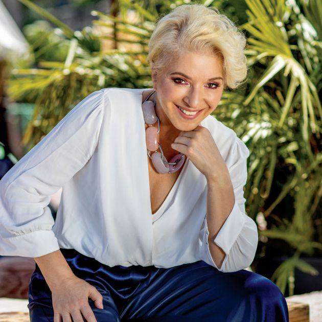 Kakva hrabrost: Mirjana Karanović potpuno bez trunke šminke! (FOTO)