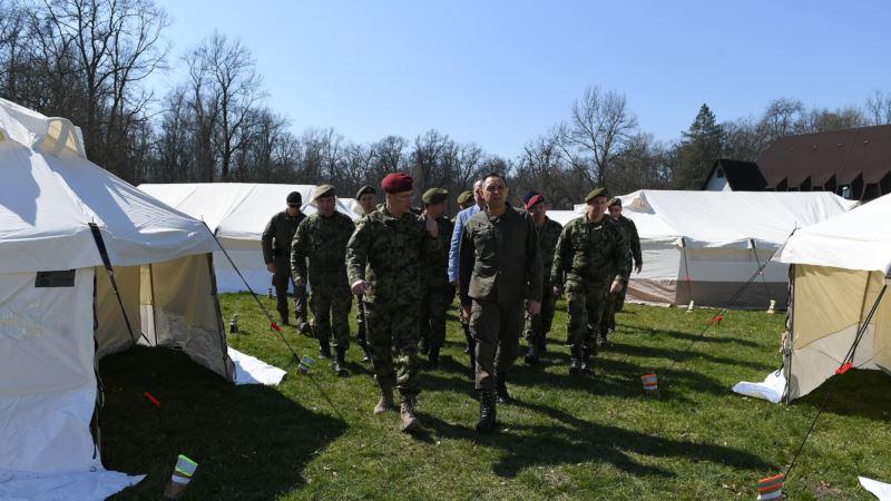 Kakvi su uslovi u kampovima na granicama Srbije?