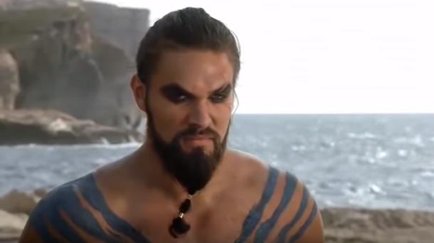 Kal Drogo je ipak pobedio! (VIDEO)