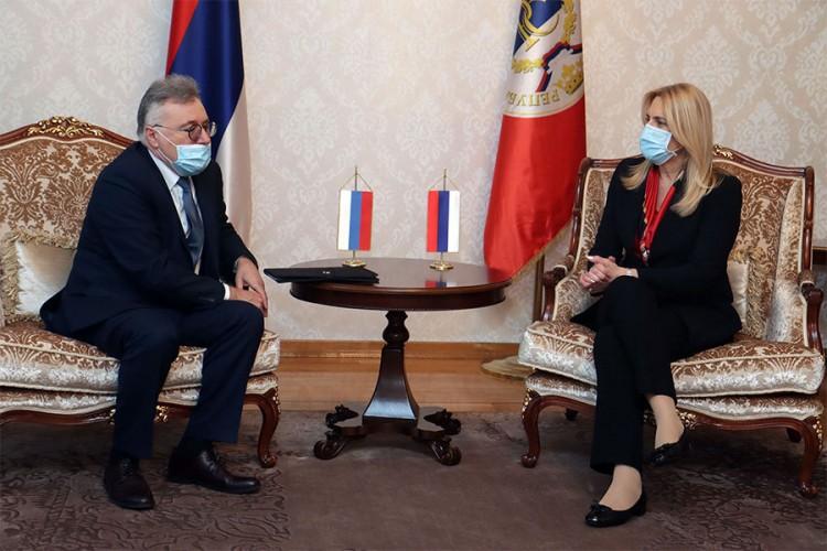 Kalabuhov i Cvijanović: Veze Rusije i Republike Srpske strateškog karaktera