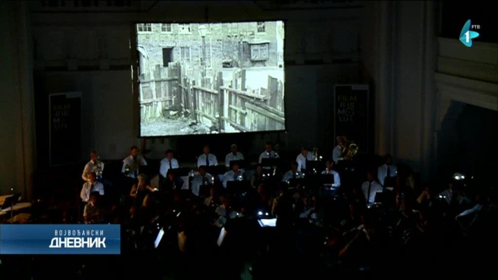 Kaleidoskop kulture: Projekcije filmova Čarlija Čaplina uz Filharmoniju