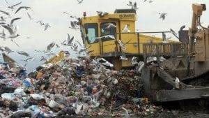 """Kamion """"Gradske čistoće"""" pregazio radnika na deponiji Vinča"""
