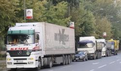 Kamioni šest sati na Horgošu i Batrovcima, pet sati na Kelebiji
