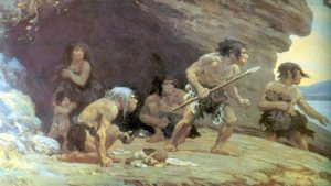 Kanap, izum neandertalaca