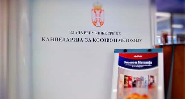 Kancelarija za KiM precrtava žive Srbe!