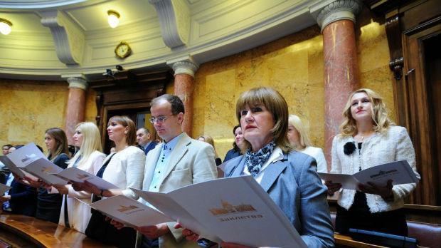 Kandidati za sudije prvi put polagali pismeni ispit za izbor