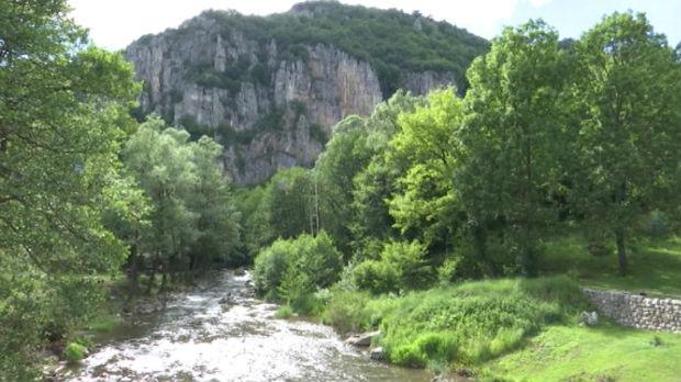 Kanjon reke Jerme, srpski Kolorado!
