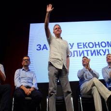 Kao rogovi u vreći: DS zbog Đilasa ostaje bez predsednika!?