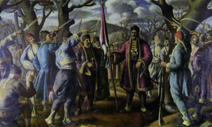 Karađorđe u narodnom predanju (11): Mobilizacija po vašarima
