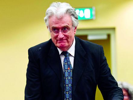 Karadžiću odbijen prigovor, na doživotnu ide u Britaniju