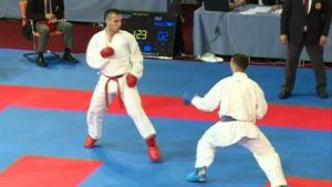 Karatisti Kosova u Novom Sadu na šampionatu Evrope