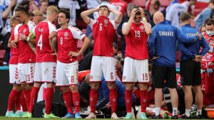 Kardiolog: Eriksen možda više ne bude igrao fudbal