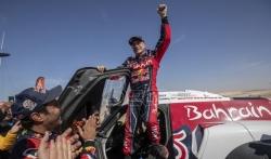 Karlos Sainc pobedio na Dakar reliju (VIDEO)