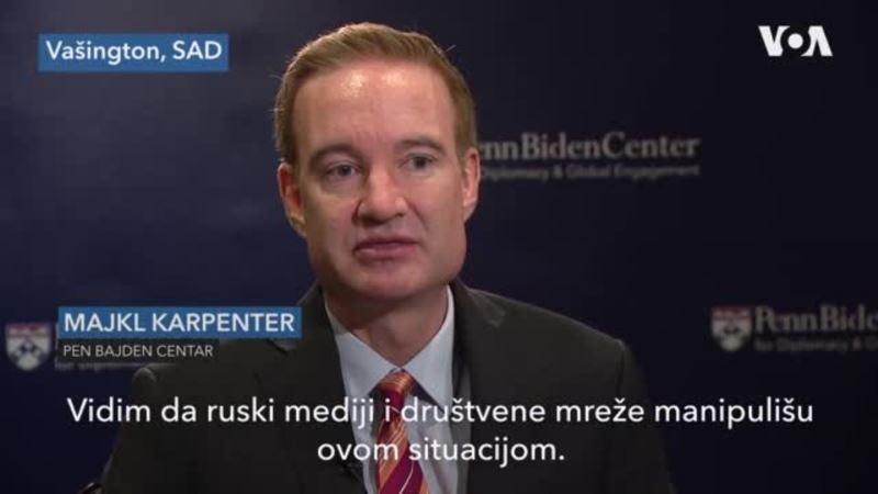 Karpenter: Ruski mediji manipulišu situacijom u Crnoj Gori