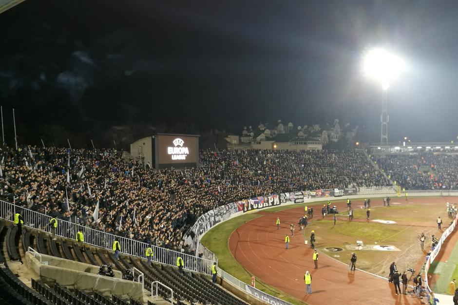 Osvojite sezonsku ulaznicu za Partizan! Evo kako!