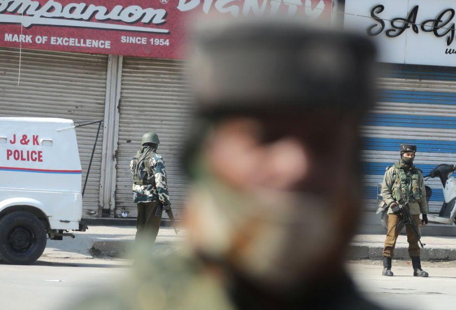 Kašmir:Indijski vojnici ubijeni u sukobu s kineskim snagama