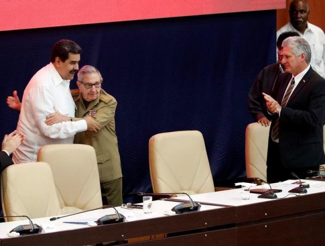 Kastro, Maduro i Dias-Kanel poručili da su jedinstveni