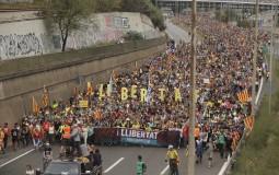 Katalonski demonstranti prekinuli put ka špansko-francuskoj granici