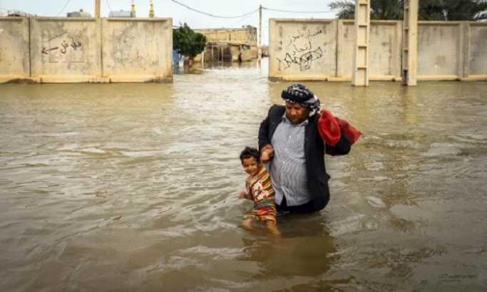 Katastrofa u Iranu: 1.900 gradova i sela pod vodom, 62 mrtva (FOTO)