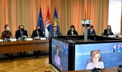Katrin de Bol (Evropol): Očekujem pun doprinos Srbije u borbi protiv organizovanog kriminala