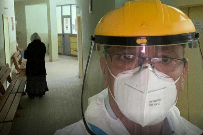 Kavarić: Epidemiološka situacija u Rožajama ozbiljna i veoma složena