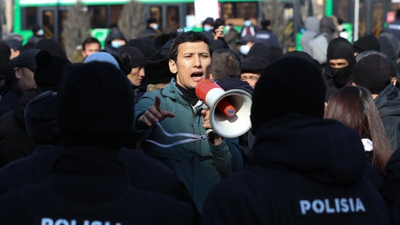 Kazahstanska policija privela desetke ljudi s oporbenih skupova