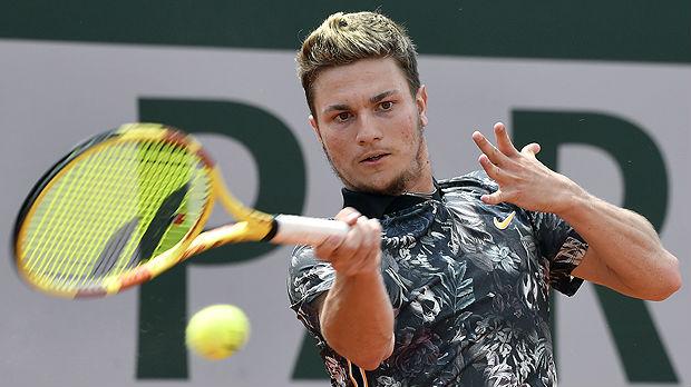 Kecmanović sa Agutom za četvrtfinale