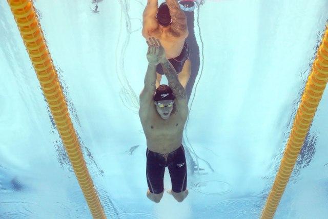 Kejleb Dresel osvojio zlato i umalo oborio svetski rekord