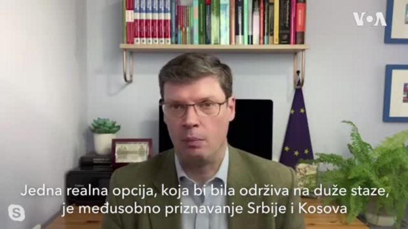Ker - Lindzi: Međusobno priznanje rešenje sa Kosovo i Srbiju