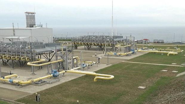 Kijev odbio ponudu Gasproma, Evropljani pune skladišta gasa
