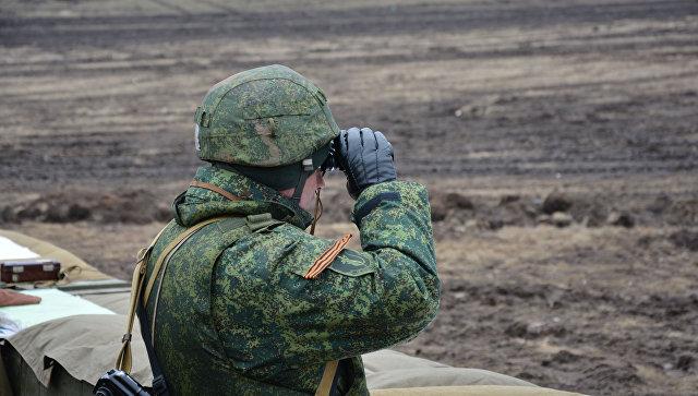 Kijevske snage 19 puta napale teritoriju DNR