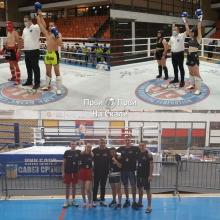 Kik bokseri Radnickog osvojili sest medalja na Prvenstvu Srbije