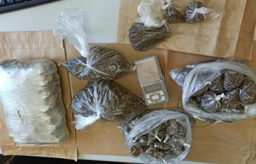 Kikinda: Zaplenjeno oko 1,7 kilograma marihuane