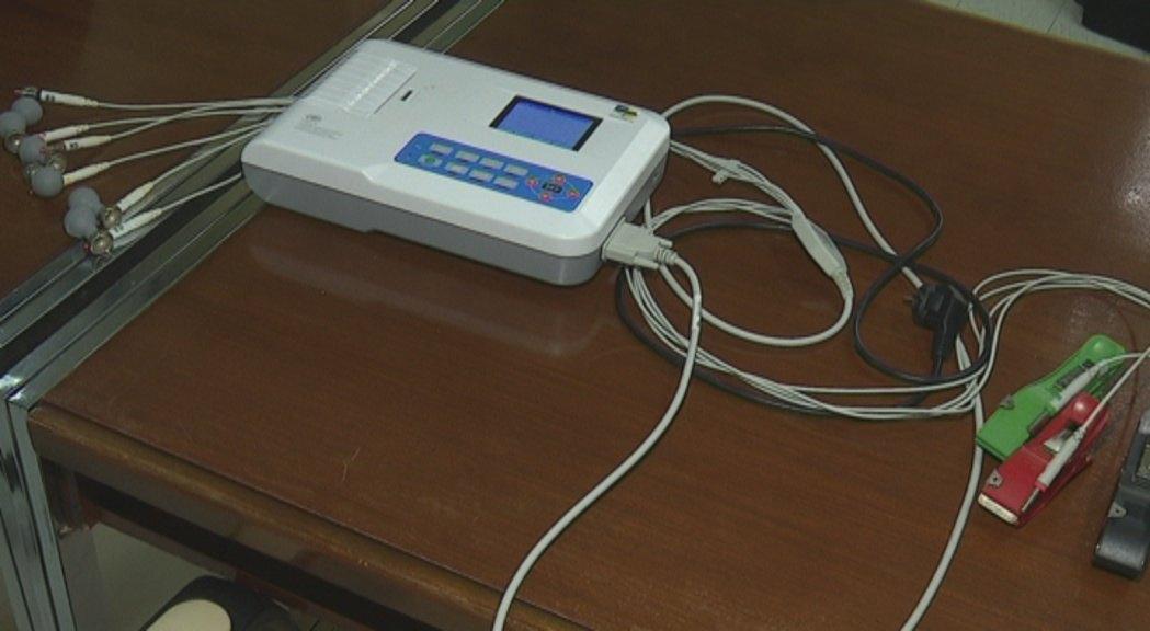 Kikindskoj bolnici donacija - novi EKG aparat i 50 vizira