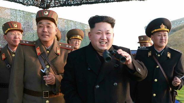 Kim Džong Un na testiranju novog strateškog oružja