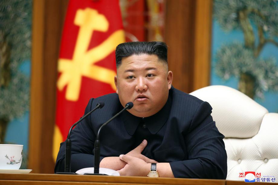 Kim traži veću vojnu sposobnost pred vežbe SAD i Južne Koreje