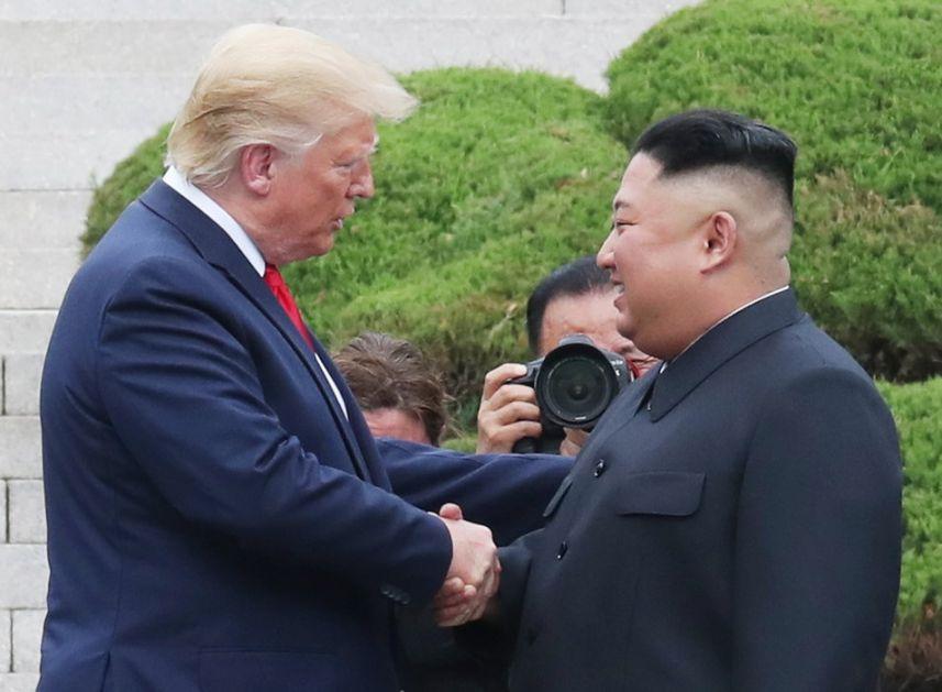 Kim tvrdi da i dalje ima specijalan odnos sa Trampom