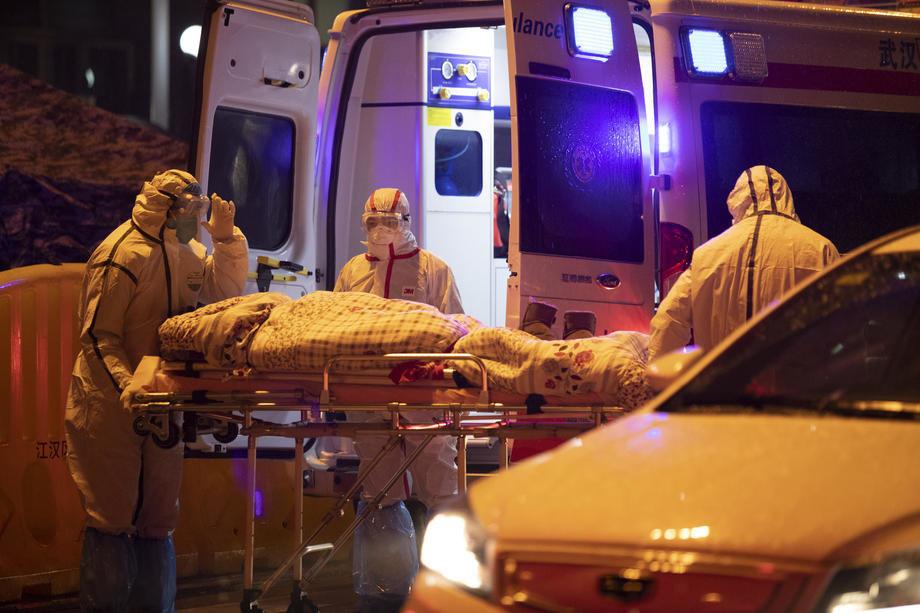 Kina: Otvorena prva bolnica za lečenje koronavirusa