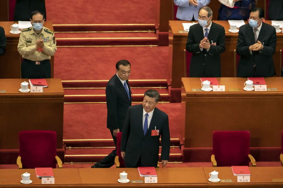 Kina: Počelo godišnje zasedanje političkog saveta