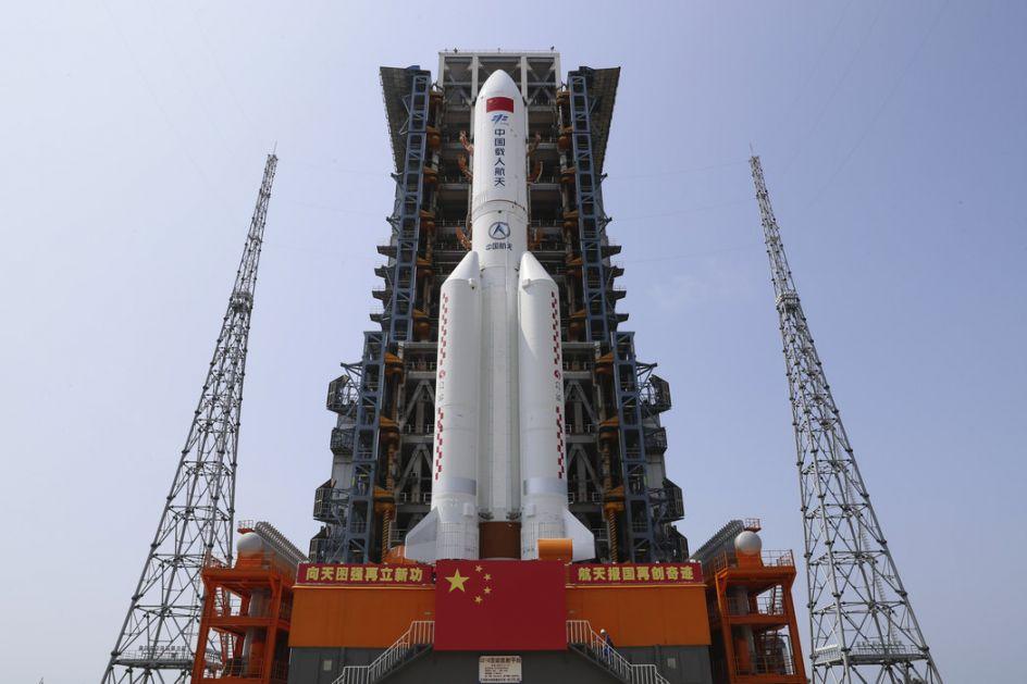 Kina: Većina delova rakete će sagoreti u atmosferi