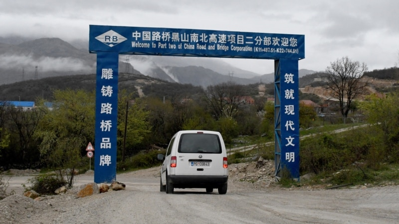 Kina bi zbog duga mogla postati vlasnik puta u Crnoj Gori