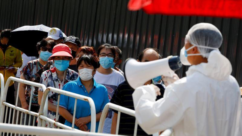 Kina dnevno testira 4,8 milijuna ljudi na COVID-19