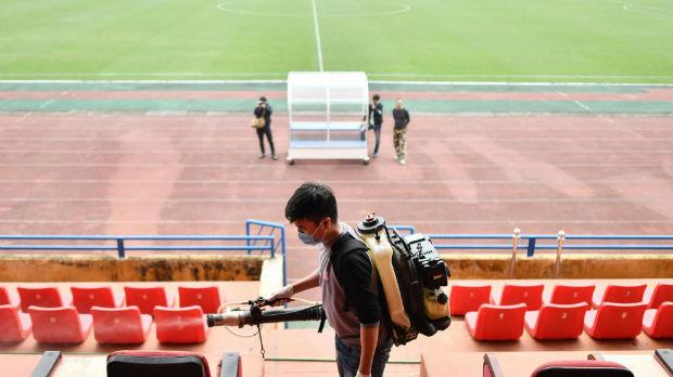 Kina i dalje bez sporta