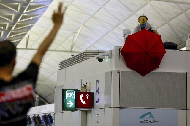 Kina ne dozvoljava američkim brodovima da dođu u Hongkong