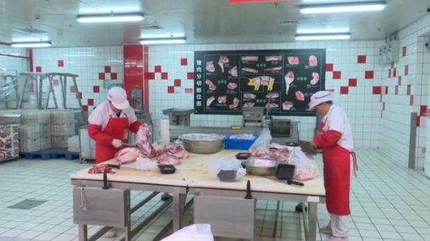 Kina otvorila vrata za srpsku svinjetinu