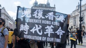 """Kina, politika i protesti: """"Oslobodite Hongkong"""" – slogan zbog kog možete da završite u zatvoru"""