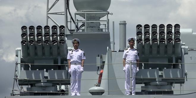 Kina prikazala ratni brod koji detektuje nevidljive avione