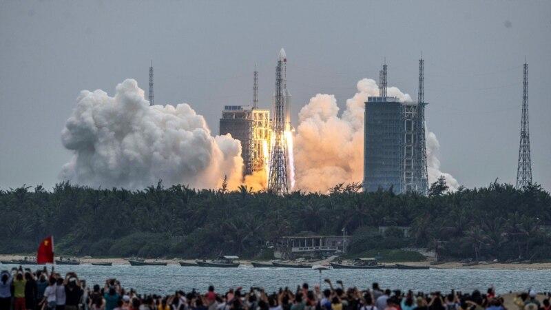 Kina šalje prvu posadu na novu svemirsku stanicu