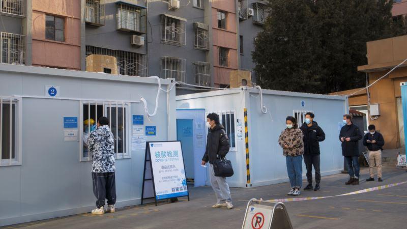 Kina za pet dana izgradila COVID bolnicu nakon rasta broja novozaraženih