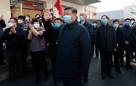 Kineska bitka na tri fronte